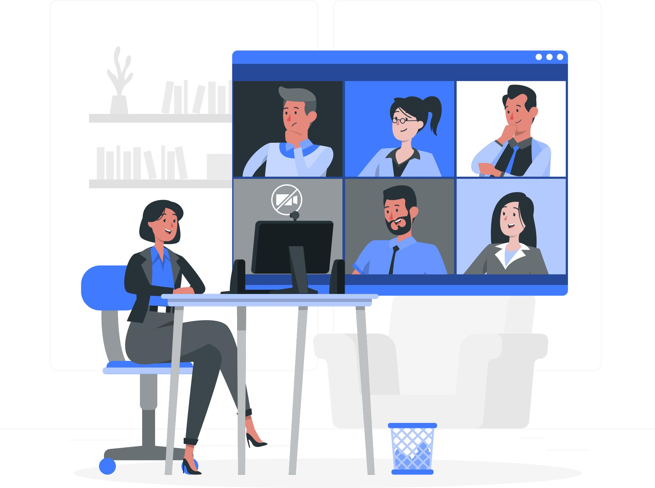 Webinar o meeting online ?